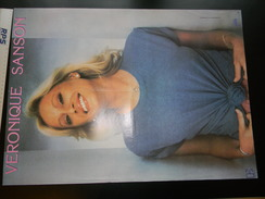 Affichette Veronique Samson 58 X 42 Cm - Plakate & Poster