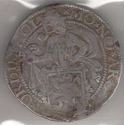 Leeuwendaalder 1576 (32 Stuiver) Status: -BC  Diameter 39mm Gewicht 26g / 0.750 Zilveren - Nederland