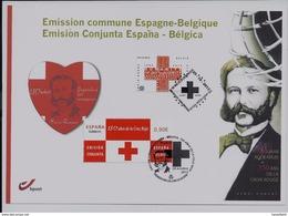 Belgie - Belgique 4380 HK Herdenkingskaart - Carte Souvenir 2013 - Rode Kruis - Cartes Souvenir
