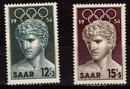 SARRE    N° 353/54  * *  Jo 1956