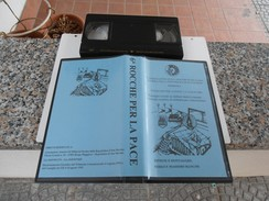 Repubblica Di San Marino - Rocche Per La Pace - VHS - Storia