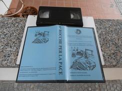 Repubblica Di San Marino - Rocche Per La Pace - VHS - Geschichte