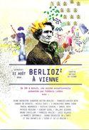 SPECTACLE MUSIQUE BERLIOZ A VIENNE  2015 - Musique Et Musiciens