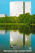 Danemark Denmark COPENHAGUE SHERATION COPENHAGEN HOTEL (Kopenhagen.)*PRIX FIXE - Denemarken