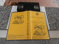 Repubblica Di San Marino - Milititano - VHS - Storia