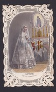 Ancien Souvenir De 1ère Communion Maison Basset N°329 - Religion & Esotericism