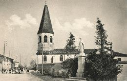 01 // ARTIGNAT   L'église   CPSM Petit Format   Edit Bourgeois - France