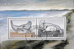 Denmark 2005 Seals In Denmark  MiNr.1417-18 Block 26 MNH  (**) ( Lot  3694)