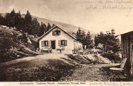 CPA - Environs De SOULTZBACH Et De WASSERBOURG (68) - Aspect De La Ferme-Auberge Boenlesgrab En 1924 - France