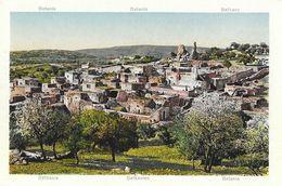 Béthanie (Betania) - Judée (terre Sainte) - Vue Générale - Carte Non Circulée - Israel