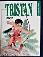 François Plisson / Hélène Cornen - TRISTAN N° 6 - ÏANNA - Dargaud - ( E.O. 1994 ) . - Bücher, Zeitschriften, Comics