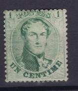 N° 13 B   X - 1863-1864 Medallions (13/16)