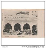 TGRTPA5929COP-LFT7D1817TAD.Maroc .Morocco.TARJETA DE TANGER.Edificios,personas.Aduana.CUSTOM HOUSE.TANGER - Aduana