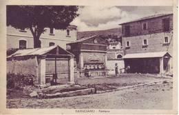 Barisciano (AQ) - Fontana, Viaggiata 1952 - L'Aquila