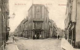 CPA - VALENCE (26) - Aspect Du Carrefour De La Rue Pont Du Gat Et De La Rue Châteauvert Dans Les Années 20 - Valence