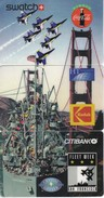 PUZZLE DE 3 TARJETAS DE ESTADOS UNIDOS DE COCA-COLA (NUEVAS) KODAK-CITIBANK (COKE) - Publicidad