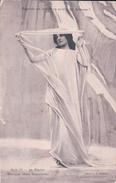 Théatre Du Jorat Mézières Suisse, Monique, Mme Descoubès, La Nuit Des 4 Temps 1912 (10492) - Théâtre