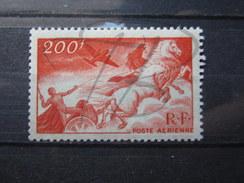 BEAU TIMBRE DE POSTE AERIENNE DE FRANCE N° 19 , XX !!! - 1927-1959 Nuevos
