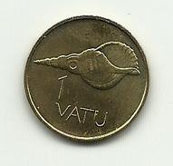 1990 - Vanuatu 1 Vatu - Vanuatu
