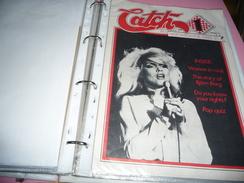 Magazine CATCH Series 21 Mary Glasgow 1979 8 Pages BD  Rock Blondie BJORN BORG - Livres, BD, Revues