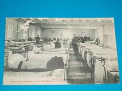 31) Hôpital De Saint-rome ) Près Villefranche-lauragais : Le Grand Dortoir - Année 1918 - EDIT - - France