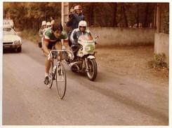 FRASCESCO  MOSER  GRAND  PRIX  DES  NATIONS  A  CANNES  N10 - Ciclismo