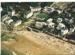 35   Saint Enogate  Hotel De La Mer Plage   Voitures Animée Maison Familliale Avafes - Other Municipalities