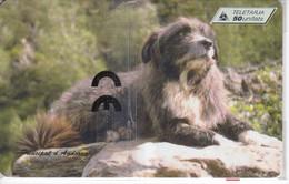AND-074 TARJETA DE ANDORRA DEL GOS D'ATURA (PERRO-CAN-DOG) NUEVA-MINT - Andorra
