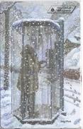 AND-111 TARJETA DE ANDORRA CABINA TELEFONICA (CHRISTMAS-NAVIDAD) NUEVA-MINT - Andorra