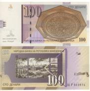 MACEDONIA. 100 Denari  P16h   2008  UNC. - Macedonia