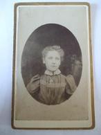 26012017 -  PHOTO D'UNE PETITE FILLE    - L. LEGRAVERAND JOIGNY - Alte (vor 1900)