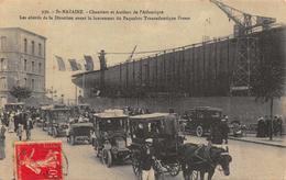 Saint-Nazaire - Chantiers Et Ateliers De L'Atlantique - Saint Nazaire