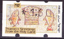 Israel - ATM Mi.Nr. 29 - Postfrisch MNH - Kapernaum - Franking Labels