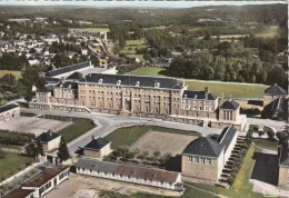 Egletons 19 - Vue Aérienne Lycée Technique D'Etat - Edition Combier - Egletons