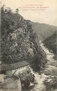 Tarn -ref - A257 -  Pont De L Arn Pres Mazamet - Chateau Et Usine De Montledier - Chateaux - Usines - Industrie - - Francia