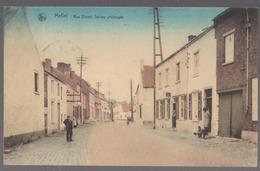 Cpa Mellet  1934 - Les Bons Villers