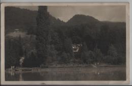 Wilen - Pension Waldheim Mit Seeanlage - Photo: A. Bucher - OW Obwald