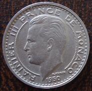 (J) MONACO: 100 Francs 1950 UNC (1528) SALE!!!!! - 1949-1956 Francos Antiguos