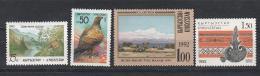 Kirgistan 1992 MNH** Mi. Nr. 1-4 Year Set