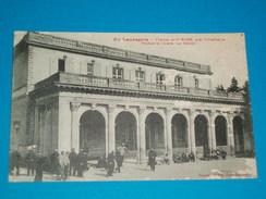 """31 ) Chateau De Saint-rome """" Près Villefranche Pendant La Gerre """" Le Fumoir """" - 1918 - EDIT - - France"""