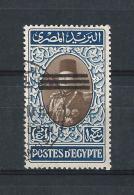Egitto 1953) Sovrastampato Scott N360 USED - Egypt