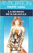 FNA 1264 - RANDA, Philippe - La Démone De Karastan (BE+) - Fleuve Noir