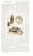 """MACHINE A CALCULER  """" LA RAPIDE """"  1896 - Sciences & Technique"""