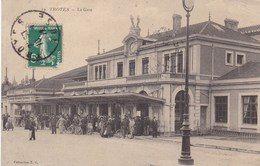TROYES  LA GARE (dil262 - Troyes
