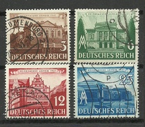 Deutsches Reich 1941 Michel 764 - 767 O - Allemagne
