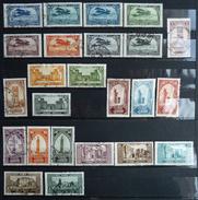 TIMBRES LOT MAROC 3 Oblitérés Dont Poste Aérienne - Marocco (1891-1956)