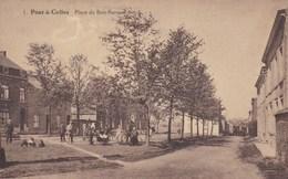 Pont A Celles, Place Du Bois Renaud (pk33638) - Pont-à-Celles