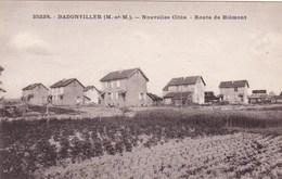 BADONVILLER NOUVELLES CITES  ROUTE DE BLAMONT (dil262) - France
