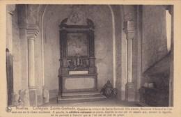 Nivelles, Collégiale Sainte Gertrude, Chambre A Trou (pk33641) - Nivelles