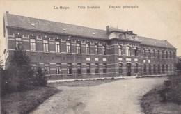 La Hulpe, Villa Scolaire, Façace Principale (pk33643) - La Hulpe